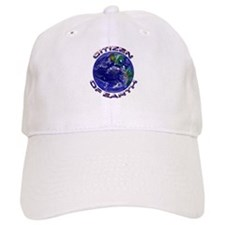 Citizen Of Earth.... Baseball Cap