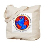 CITIZEN SHIP EARTH.... Tote Bag