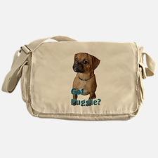 Got Puggle? Messenger Bag