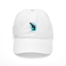 Gray Whale Baseball Cap