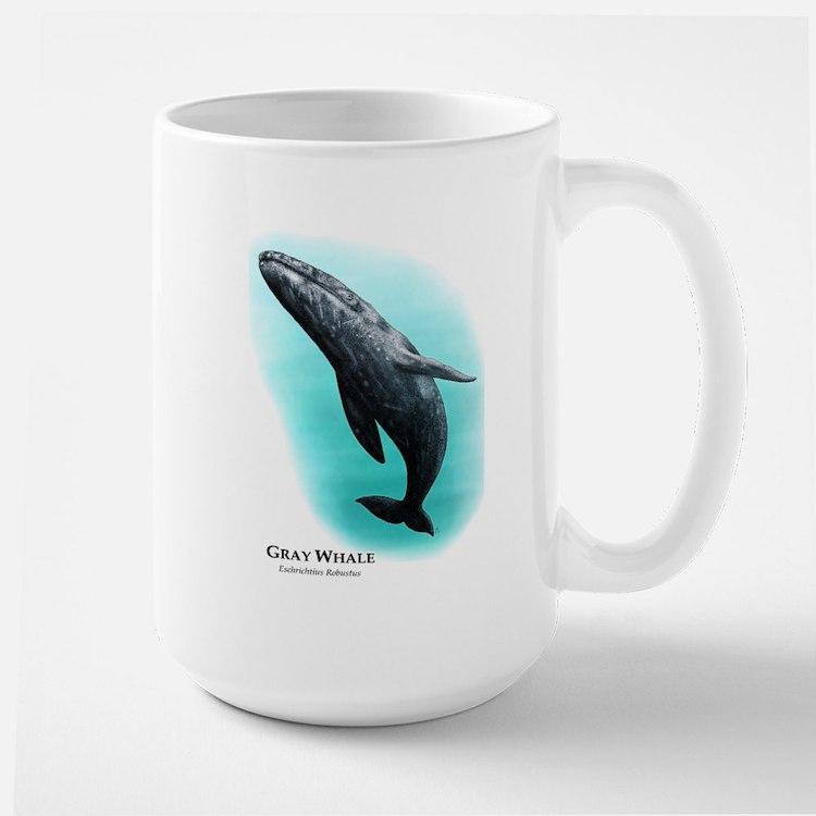 Gray Whale Mug