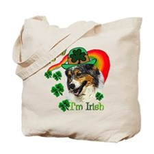 St Pats Aussie Tote Bag