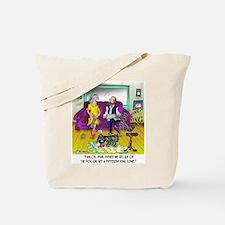 Pavlov's Ring Tone Tote Bag