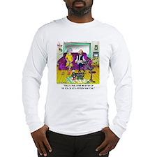 Pavlov's Ring Tone Long Sleeve T-Shirt