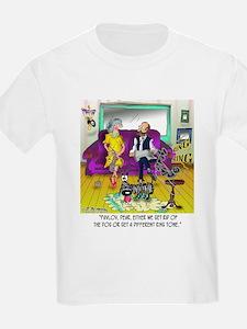 Pavlov's Ring Tone T-Shirt