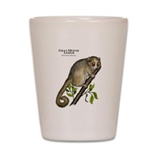 Gray Mouse Lemur Shot Glass