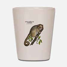 Gray Mouse Lemur Shot Glass