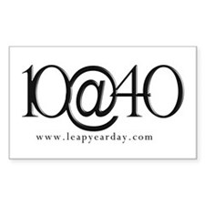 10@40 Decal