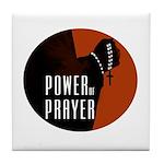 POP (Power of Prayer) Tile Coaster
