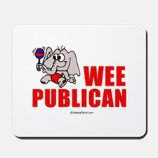 Wee publican -  Mousepad