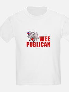 Wee publican -  Kids T-Shirt