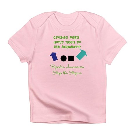 Pegs Infant T-Shirt