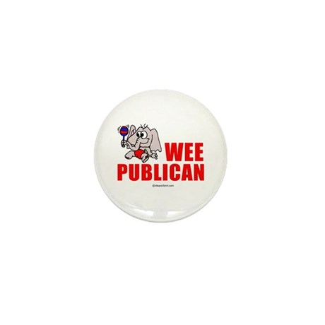 Wee publican - Mini Button
