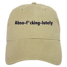 Abso-f*cking-lutely Wall Street slang.