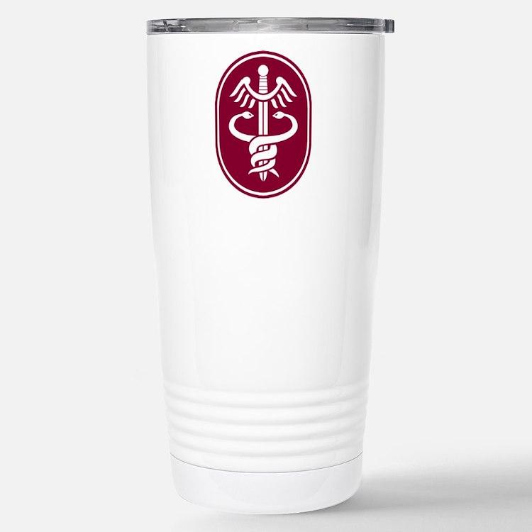 Caduceus Travel Mug