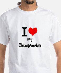 I Love My Chiropractor Shirt