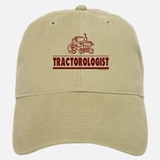 Humorous Tractor Baseball Baseball Cap