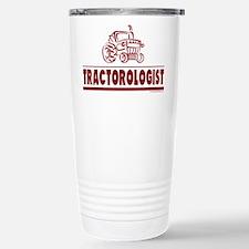 Humorous Tractor Travel Mug