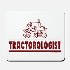 Humorous Tractor Mousepad