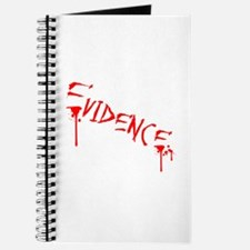 Dripping with Evidence Journal