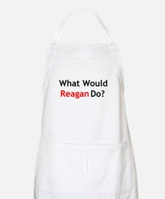 What Would Reagan Do? BBQ Apron