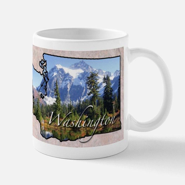 Wasington Mugs