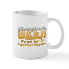 Beer/Brekkie Small Mugs