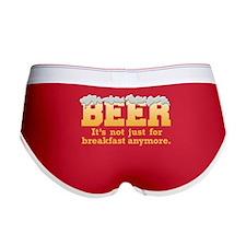 Beer/Brekkie Women's Boy Brief