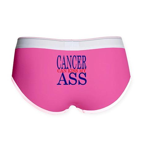 Cancer Can Kiss My Ass Women's Boy Brief