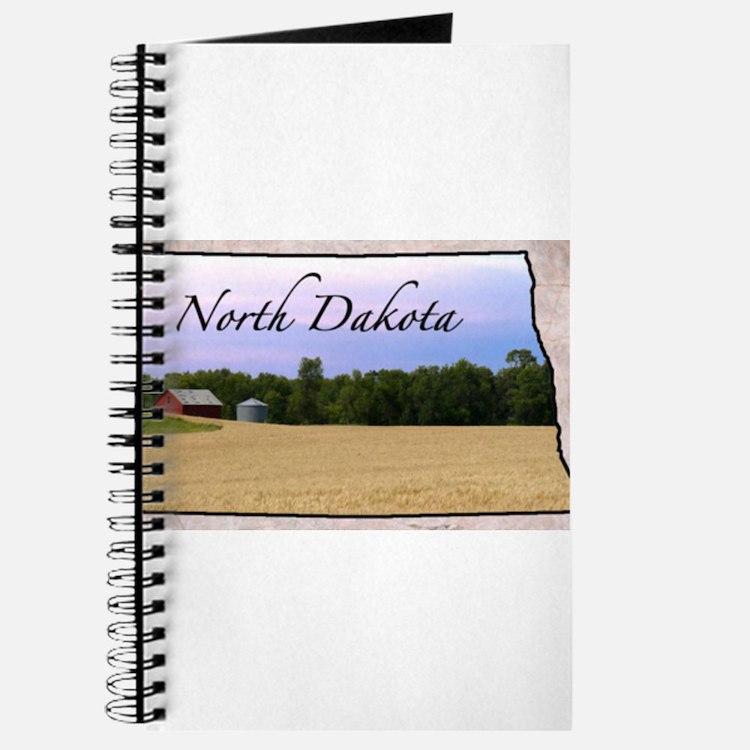 Cute North dakota Journal