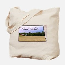 Cute North dakota Tote Bag