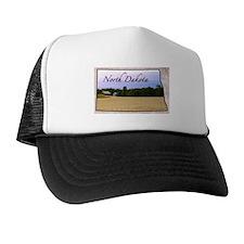 Cute North dakota Trucker Hat