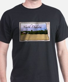 Unique North dakota state motto T-Shirt