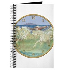 NEPTUNE'S HORSES CLOCK Journal