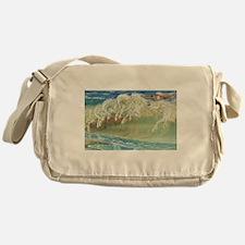 NEPTUNE'S HORSES Messenger Bag