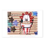 Americana 1: Home of the Brav Postcards (Package o