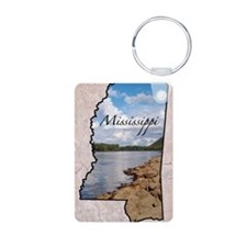 Unique Mississippi Keychains