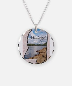 Cute Mississippi Necklace