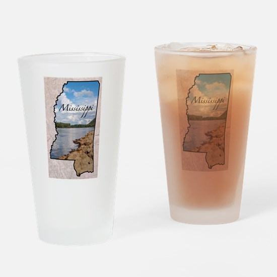 Cool State Drinking Glass