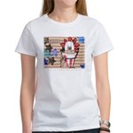 Americana 1: Home of the Brav Women's T-Shirt