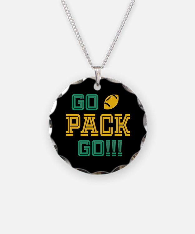 Go Pack Go Necklace