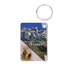 Cute Nevada Keychains