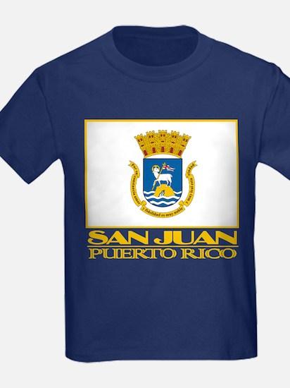 San Juan Flag T