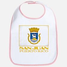 San Juan Flag Bib