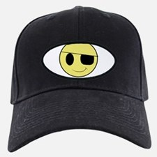 Pirate Smiley 1 Baseball Hat