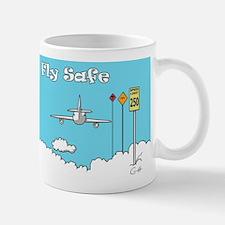 Fly Safe Mug