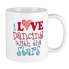 I Love Dancing wtih the Stars Mug