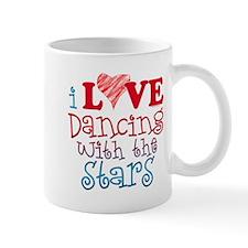 I Love Dancing wtih the Stars Mug