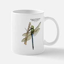 Green Darner Dragonfly Mug