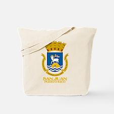 San Juan COA Tote Bag